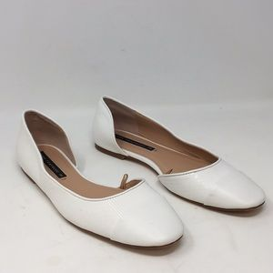 Zara Flats Size 8